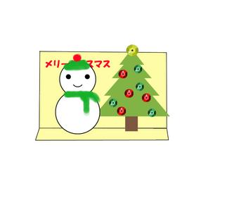 クリスマス デイサービス 作品1.jpg