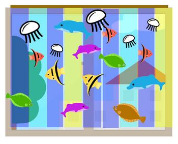 壁面飾り 夏 海2.jpg