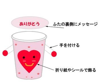 バレンタイン 紙コップ4.jpg