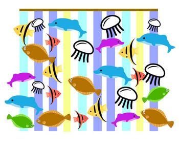 壁面飾り 夏 海3.jpg