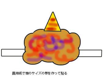 鬼のお面 製作 年少4.jpg