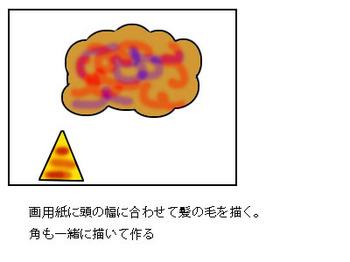 鬼のお面 製作 年少5.jpg